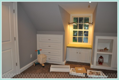 Baby Boy's Room - First Week (4)
