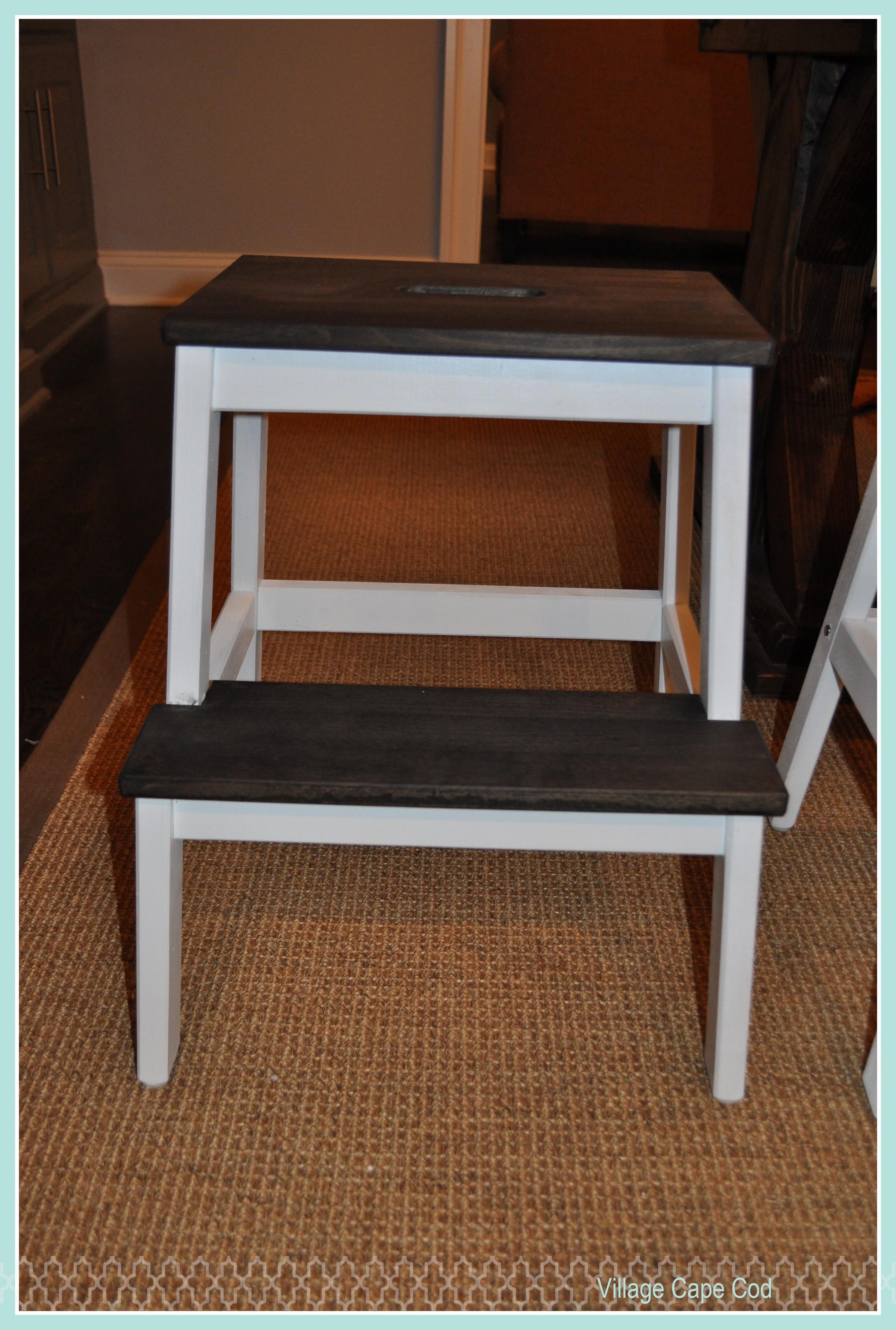 step stool redo village cape codvillage cape cod