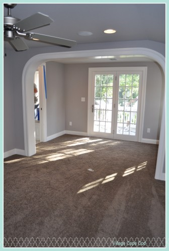 Master Bedroom - Carpet