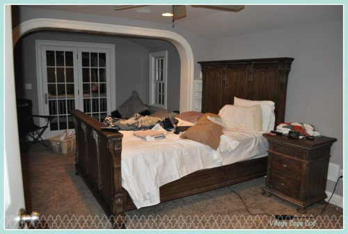 Mater Bedroom - First Week (2)