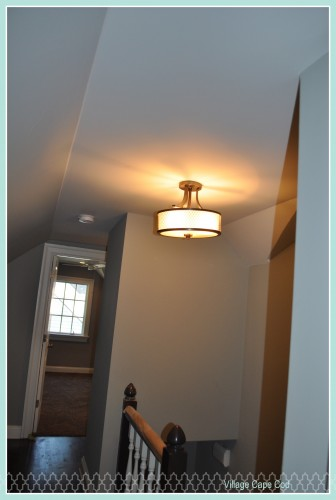 Upstairs - Hallway Light