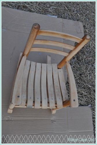 Village Cape Cod - Rocking Chair 00009