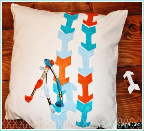 Village Cape Cod - Felt Pillows 00004