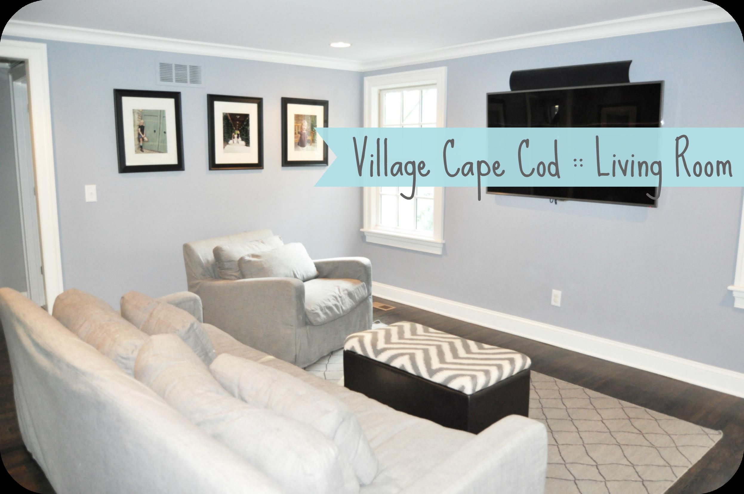 Living Room :: 2014 | Village Cape CodVillage Cape Cod