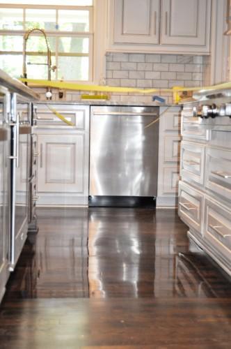 Kitchen Floor Redo