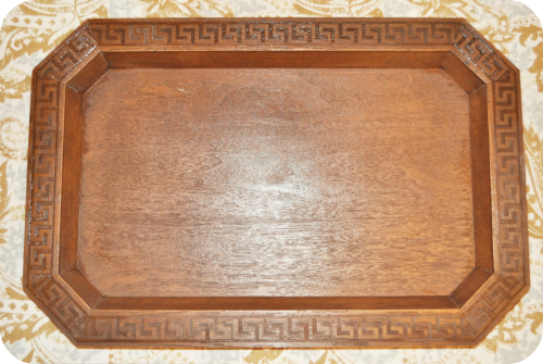 Large Wooden Tray 3