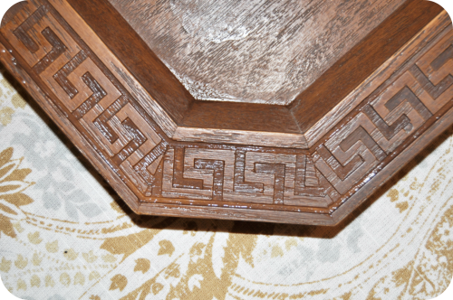 Large Wooden Tray 4