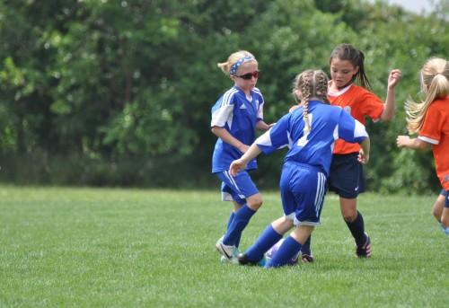 Maren Soccer 1