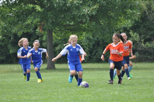 Maren Soccer 2