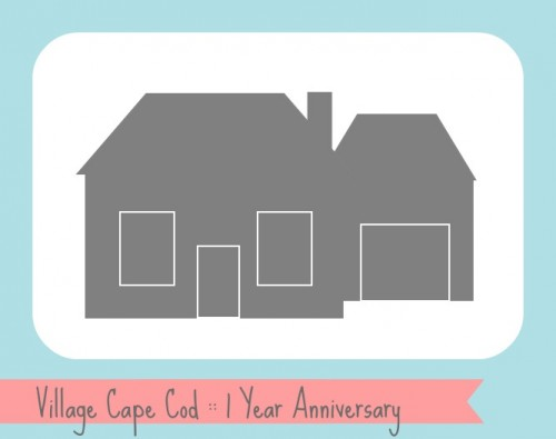 House 1 year anniversary